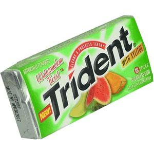 Trident Watermelon Twist Flavour Gum