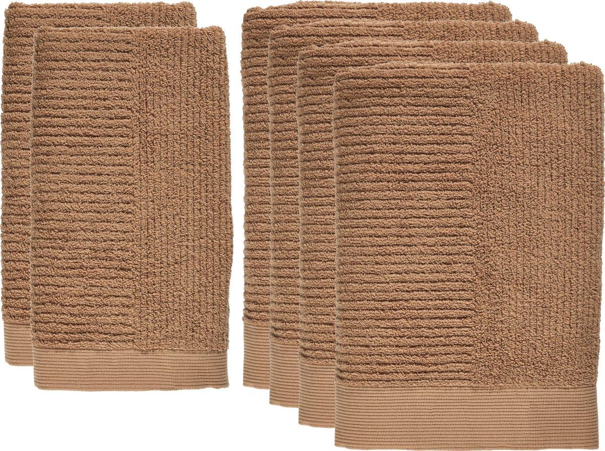 Zone - Classic Towel Set 6 pcs - Amber (551317)