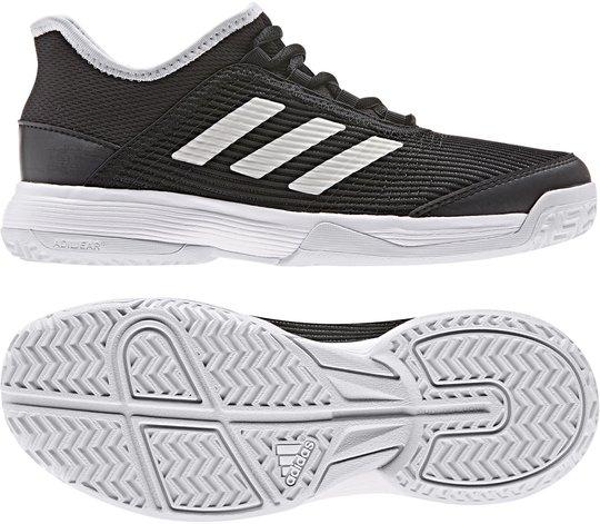 Adidas Adizero Club Sko, Svart Stl 32