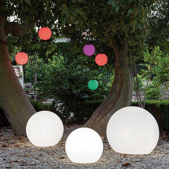 Newgarden Buly gulvlampe kule, Ø 30 cm