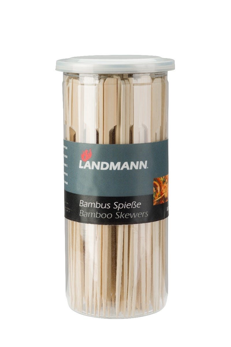 Landmann Bambusspyd 100-pack