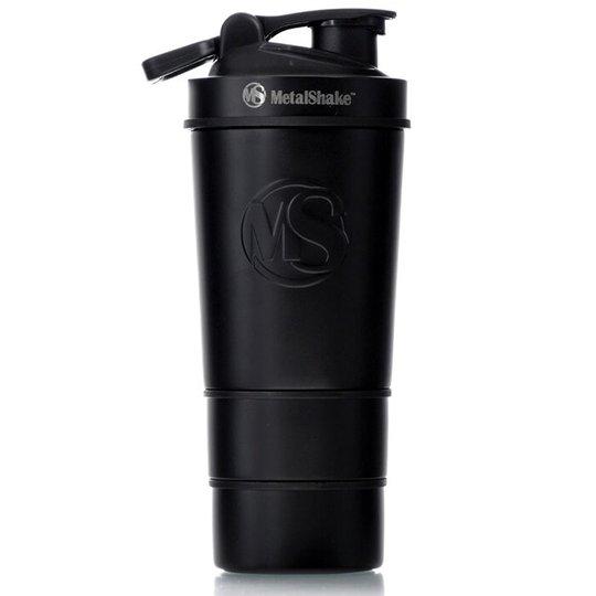 MetalShake, Black Steel, 600 ml