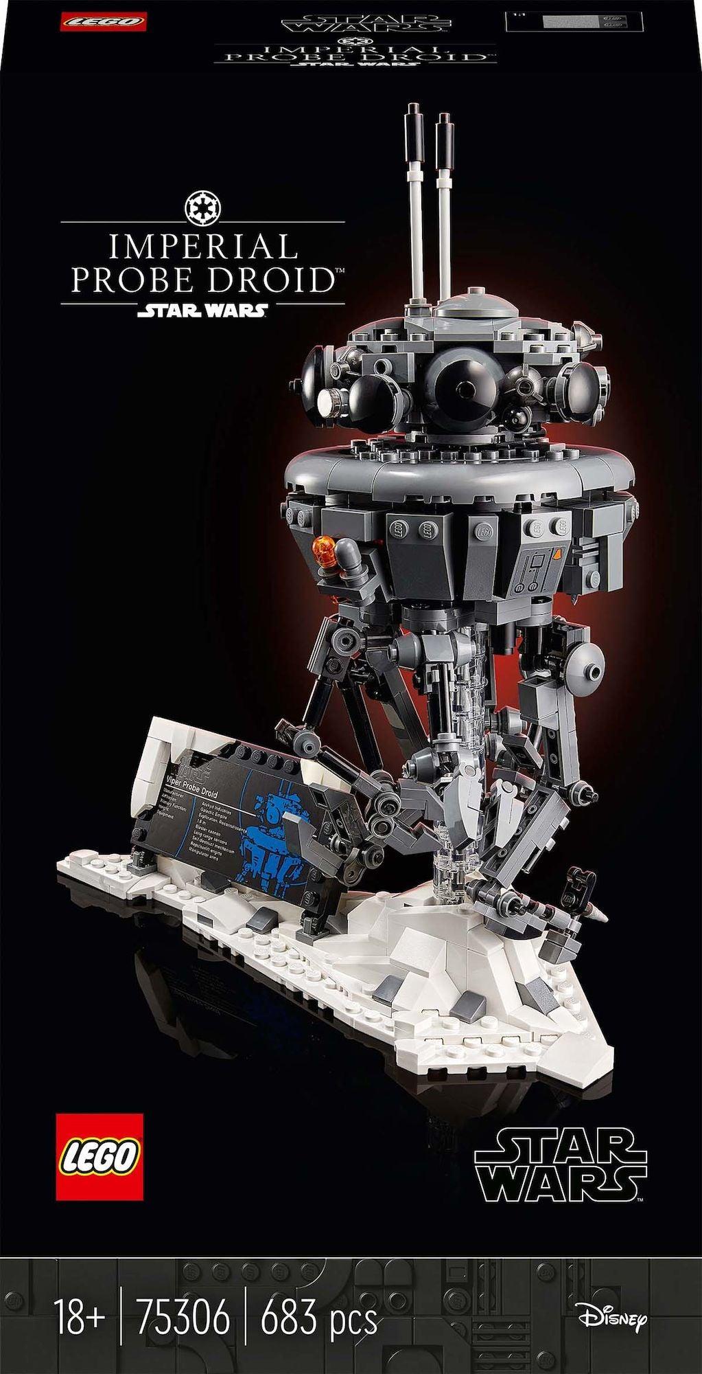 LEGO Star Wars 75306 Imperial Probe Droidi