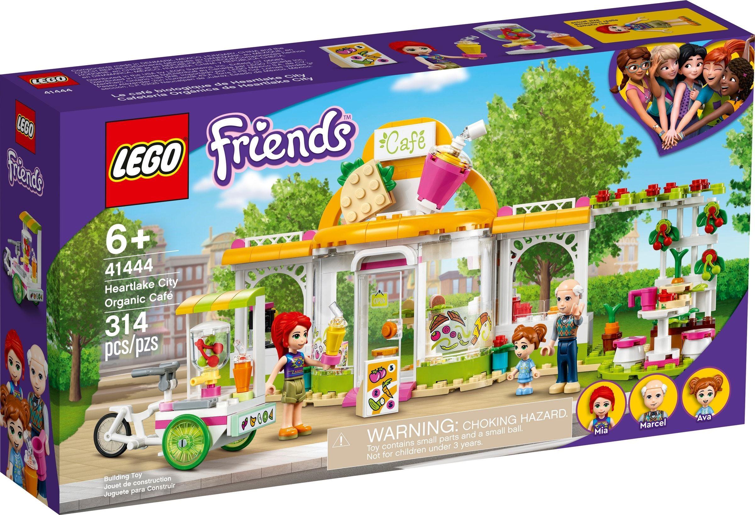 LEGO Friends - Heartlake City Organic Café (41444)