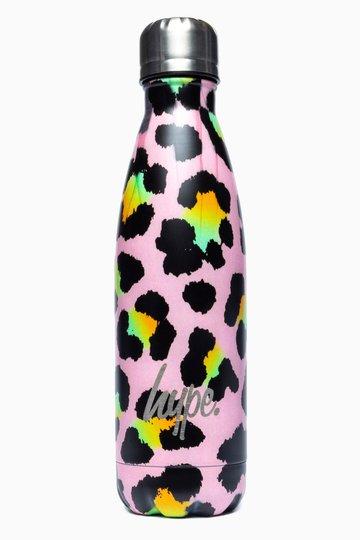 HYPE Vannflaske, Disco Leopard