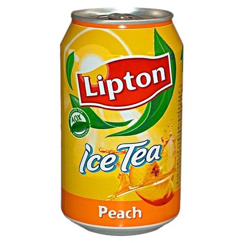 Lipton Ice Tea Peach 33cl