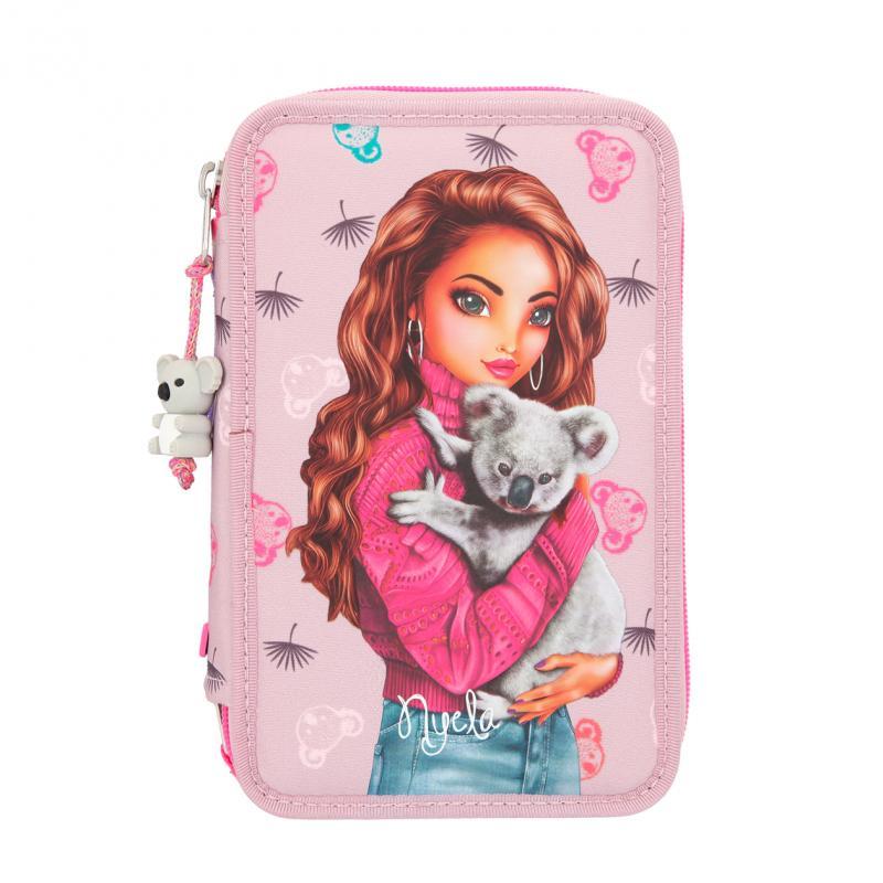 Top Model - Tripple Pencil Case - Koala (0410023)