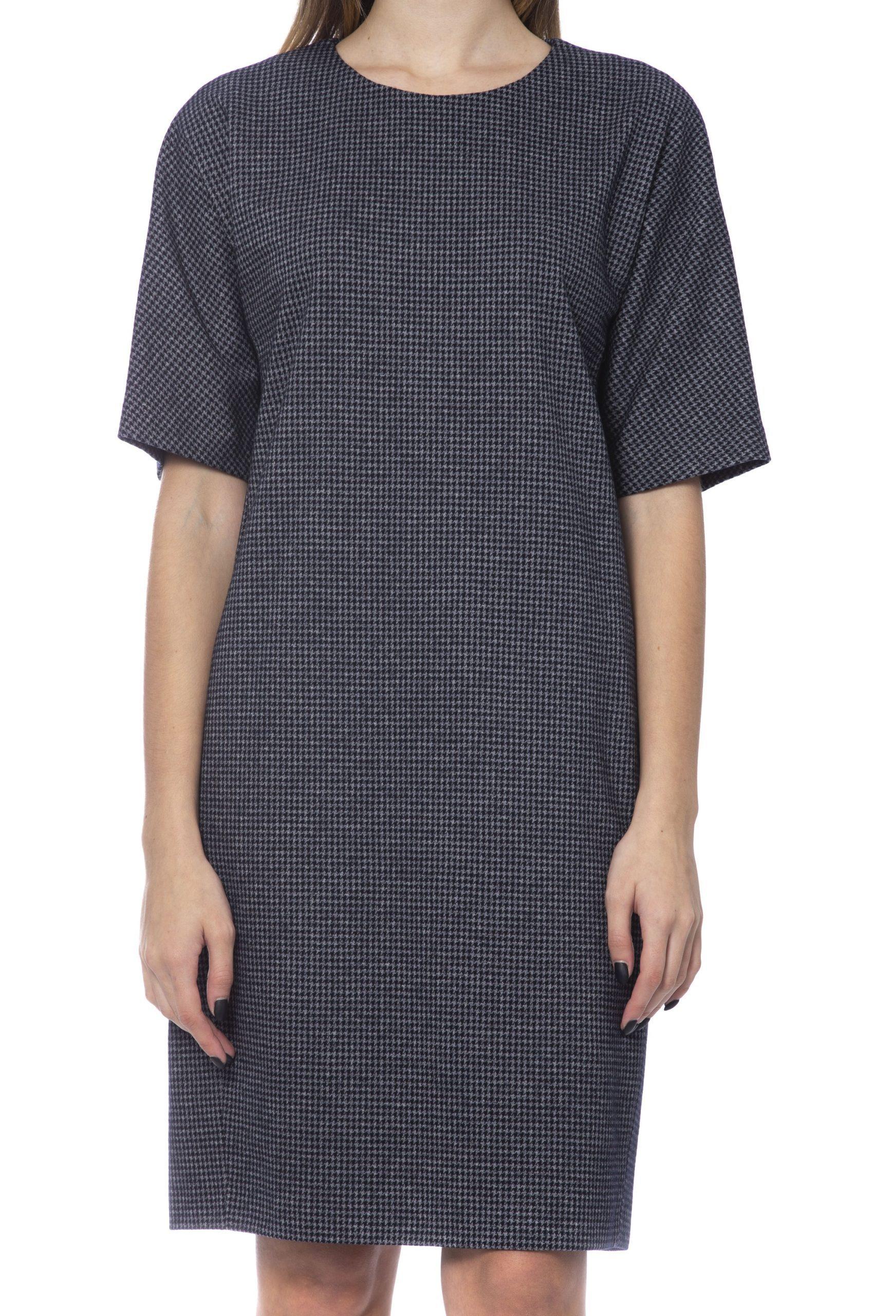 Peserico Women's Dress Blue PE992844 - IT42 | S
