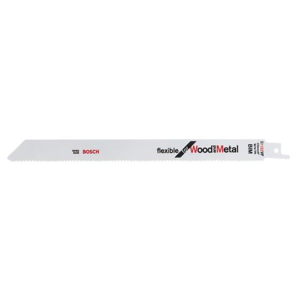 Bosch Flexible for Wood and Metal Tigersagblad 225mm 25-pakn.