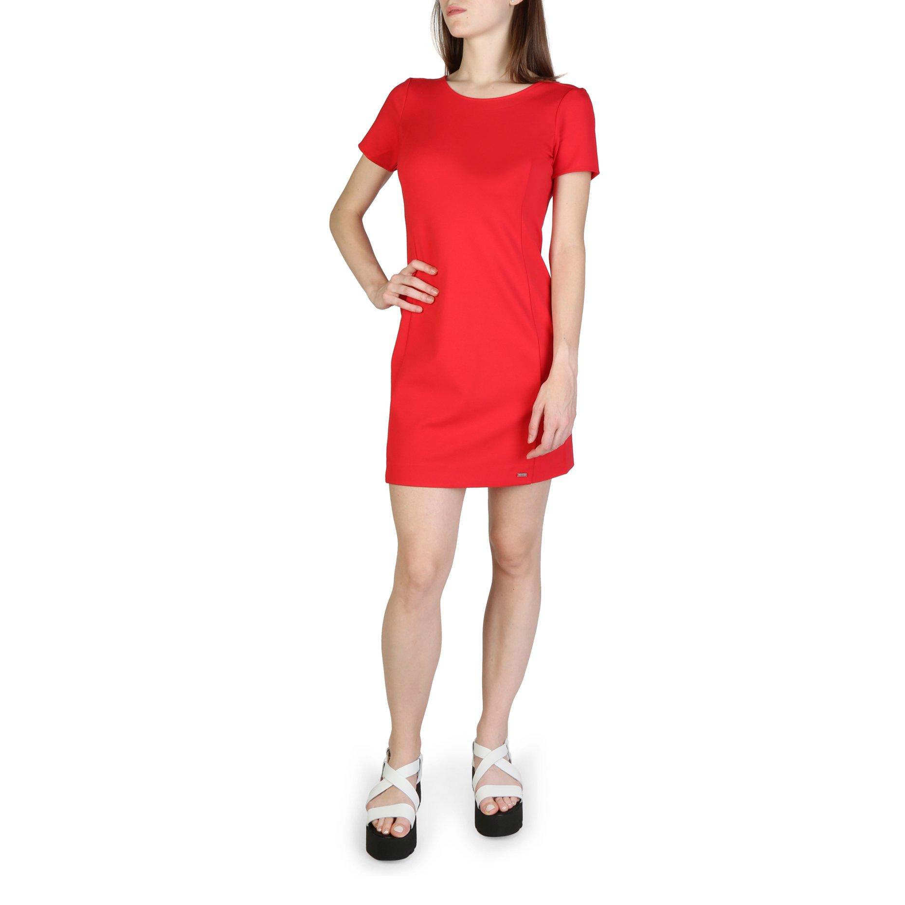 Armani Exchange Women's Dress Various Colours 3ZYA70YJK9Z1200 - red S