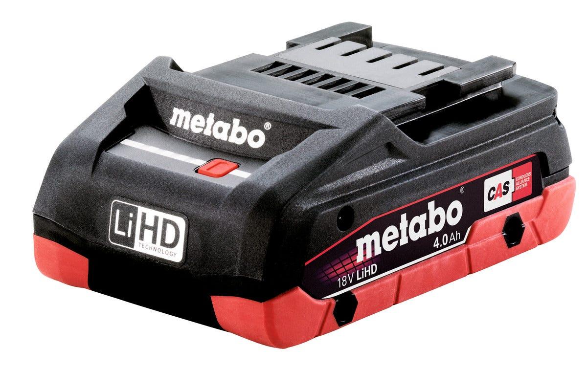 Metabo Batteri LiHD 18V 4,0AH