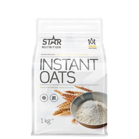 Instant Oats, 1 kg