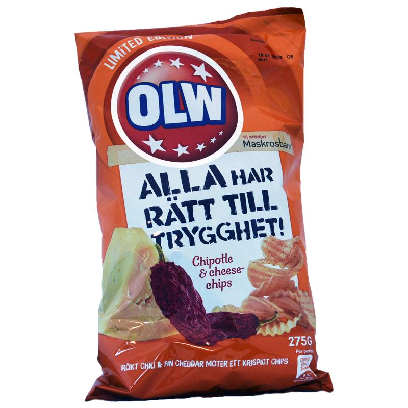 Chips Chipotle Cheese - 78% rabatt
