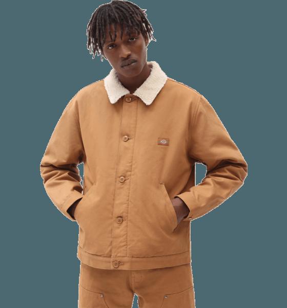 Dickies M Dc Chore Coat Jackor BROWN DUCK