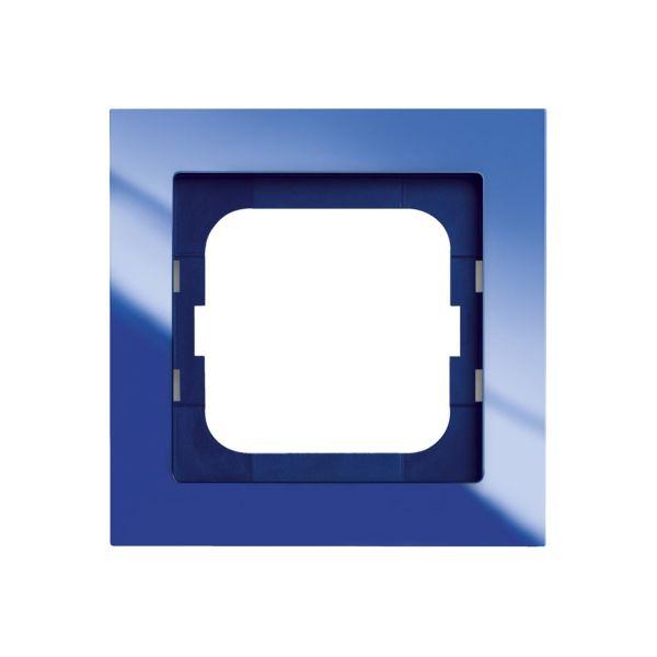 ABB Axcent Kombinasjonsramme blå 1 rom