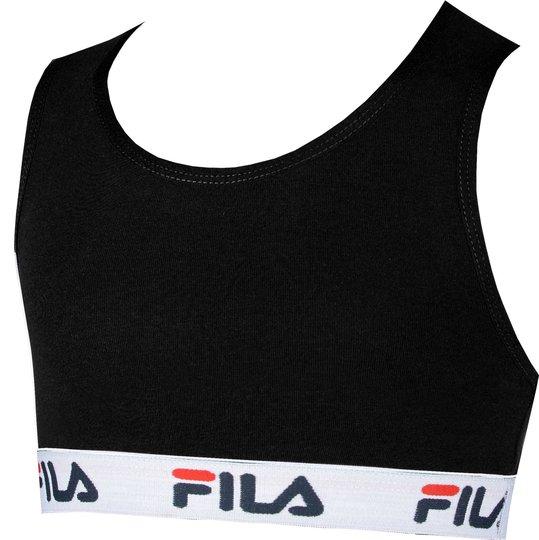 FILA Junior Topp, Black 10-12 År