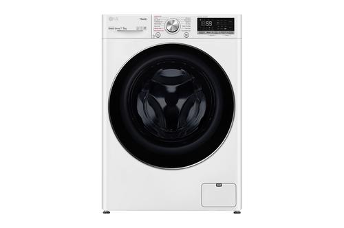 Lg F2dv707s2ws Kombinerad Tvätt/torkmaskin - Vit