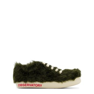 The Animals Observatory Bunny Sneakers Deep Green The Animals 28 EU