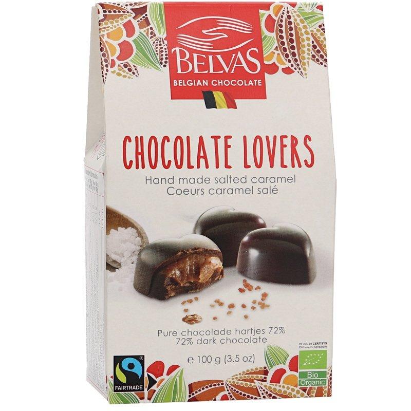 Eko Chokladhjärtan Karamellyllning - 29% rabatt