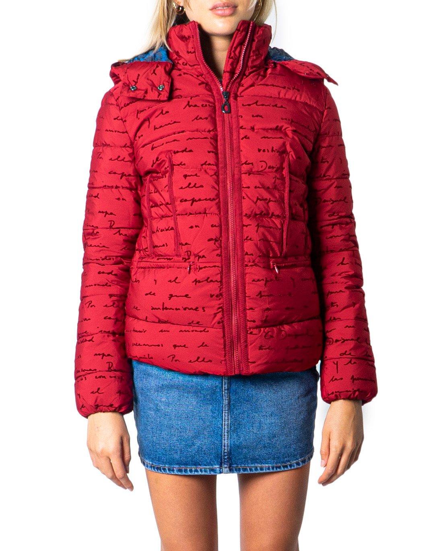 Desigual Women's Jacket Various Colours 179906 - bordeaux S