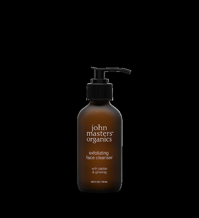John Masters Organics - Exfoliating Face Cleanser w. Jojoba & Ginseng 107 ml