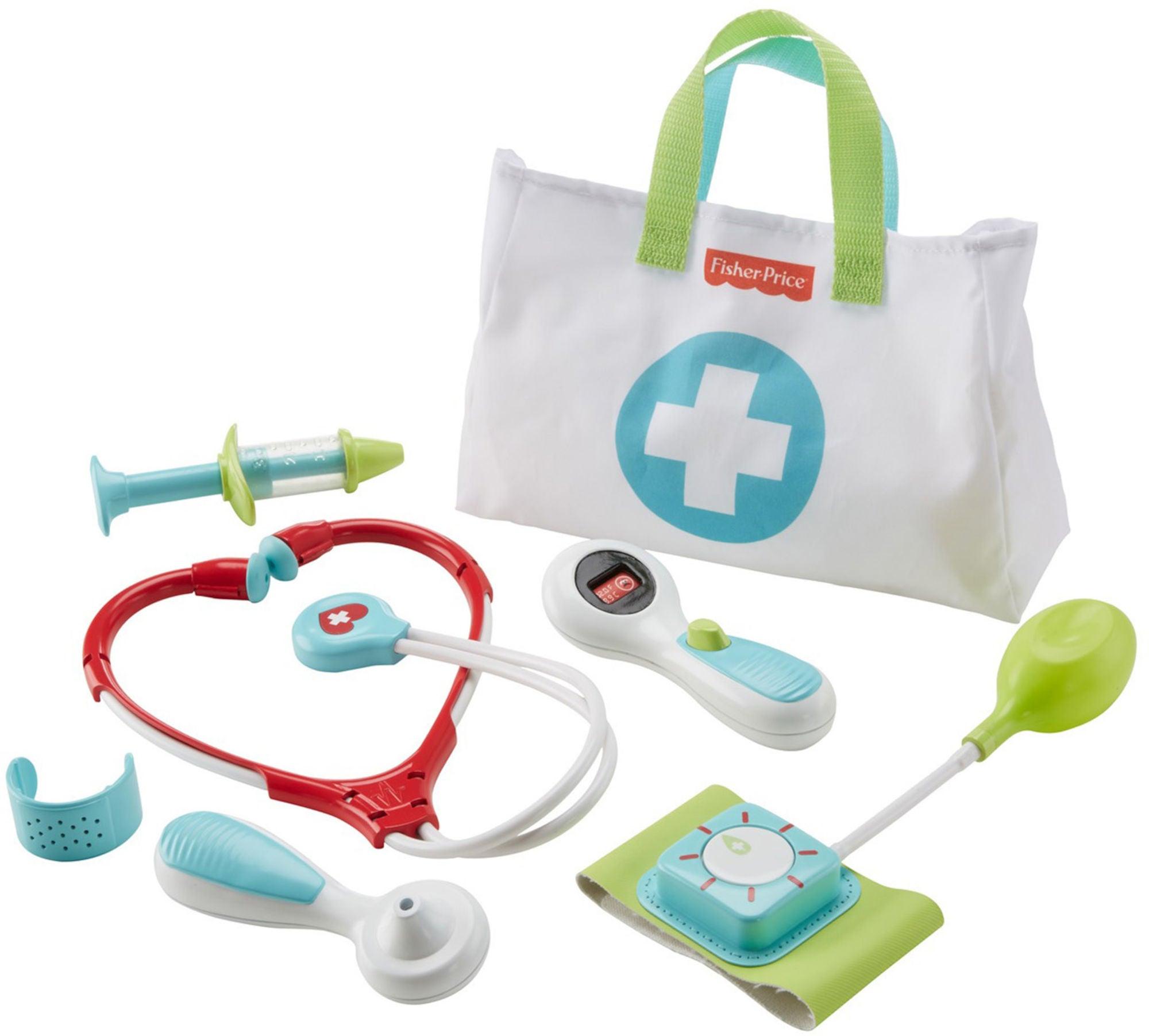 Fisher-Price Medical Kit Doktorväska