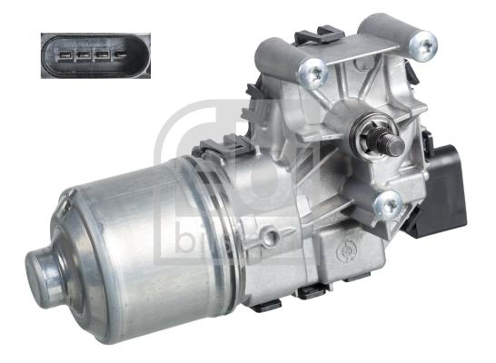 Pyyhkijän moottori FEBI BILSTEIN 37435