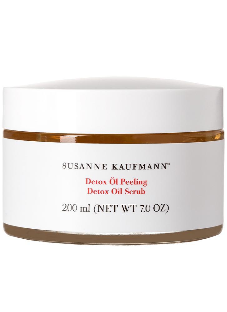 Susanne Kaufmann Detox Oil Scrub