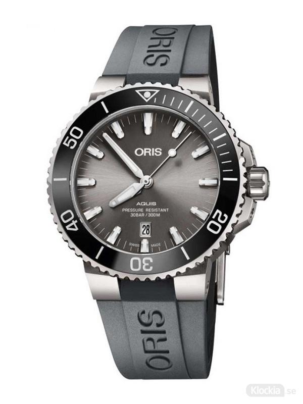 ORIS Aquis Date Titanium 43.5mm 733-7730-7153-07-4-24-63TEB