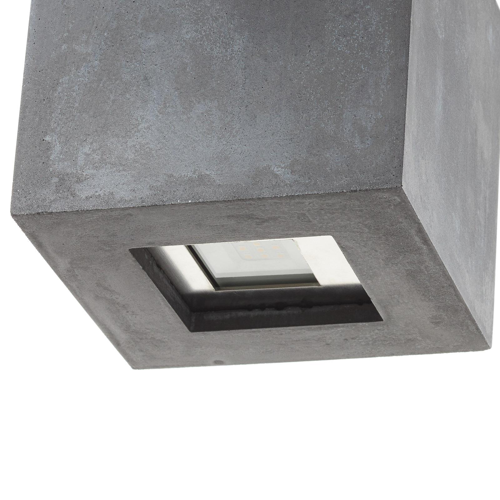 LED-kattovalaisin 1094 ulos, musta