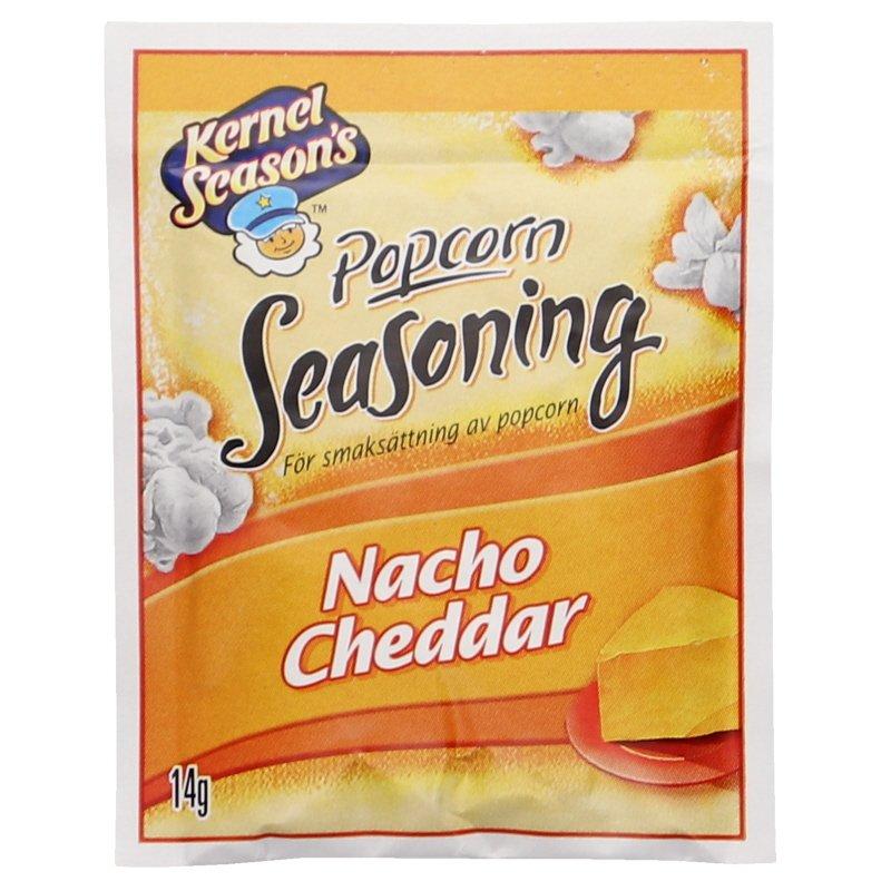Popcorn Mauste Nacho Cheddar - 41% alennus