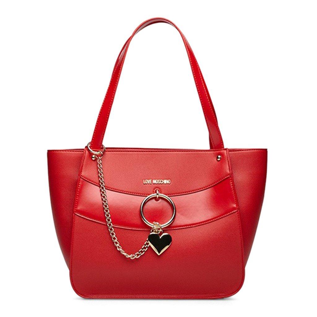 Love Moschino Women's Shoulder Bag Red JC4237PP0CKF1 - red NOSIZE
