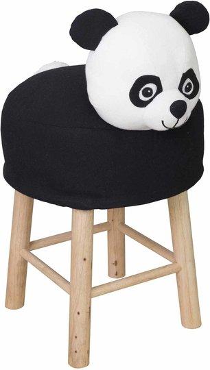 KidsDepot Krakk Panda, Black/White