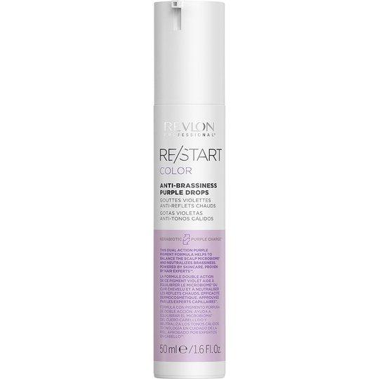 Restart Hydration Anti-Frizz Moisturizing Drops, 50 ml Revlon Professional Hoitavat tuotteet
