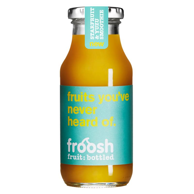 "Smoothie ""Starfruit & Yuzu"" 250ml - 25% rabatt"