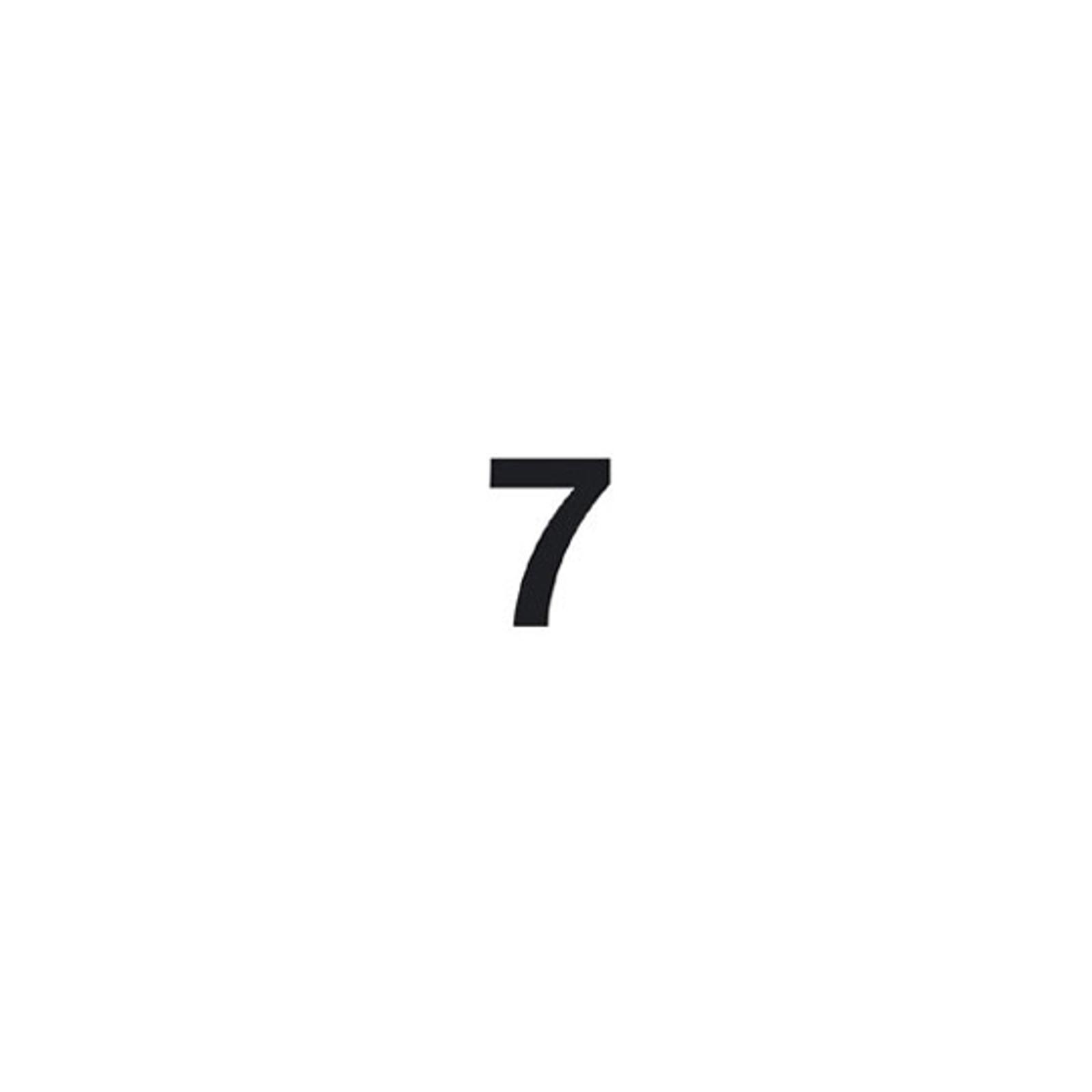 Itseliimautuva numero 7
