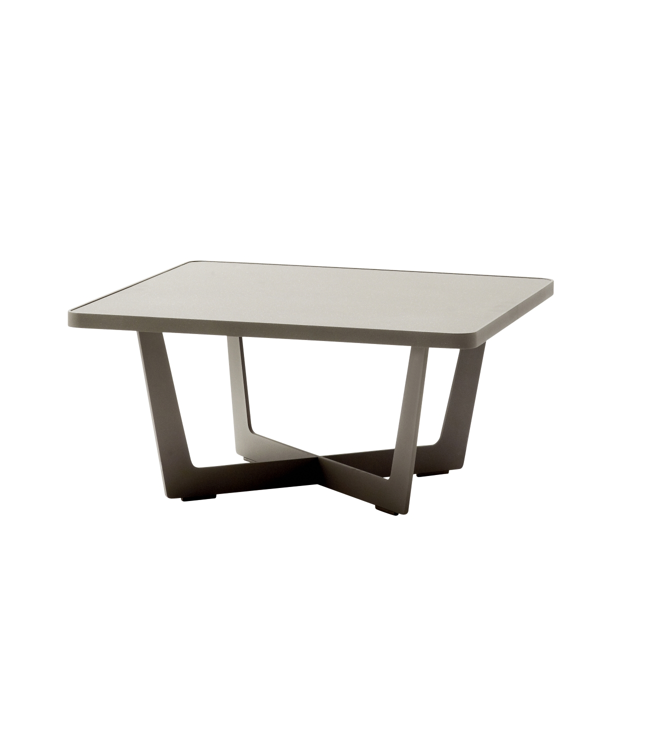 Time out soffbord 71 x 71 cm taupe, Cane-line