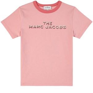 The Marc Jacobs Logo T-shirt Rosa 2 år
