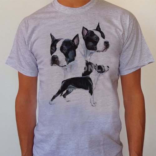T-Shirt American Staffordshire Terrier Large