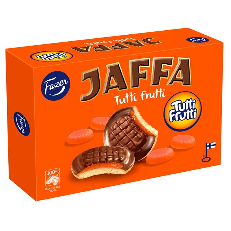 Jaffa Tutti Frutti Keksit - 20% alennus