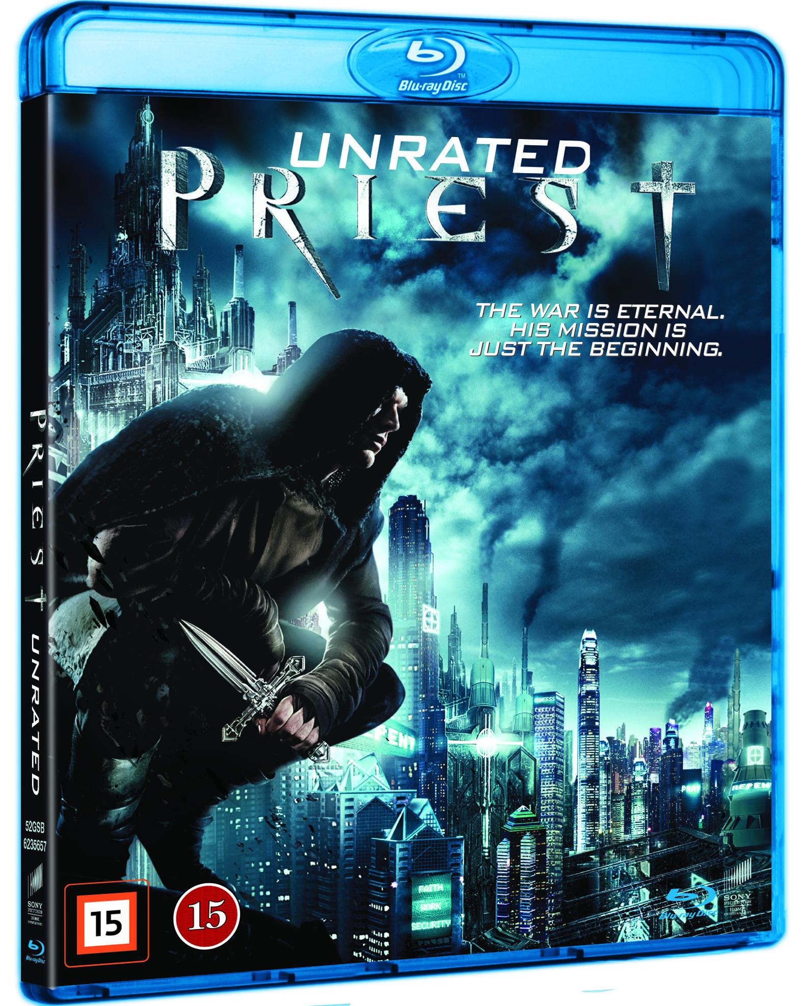 Priest (Rwk 2015) - Blu Ray
