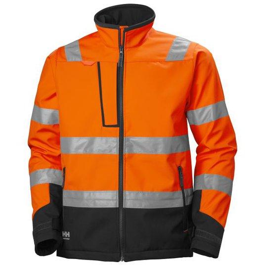 Helly Hansen Workwear Alna 2.0 Softshelltakki oranssi, huomioväri S