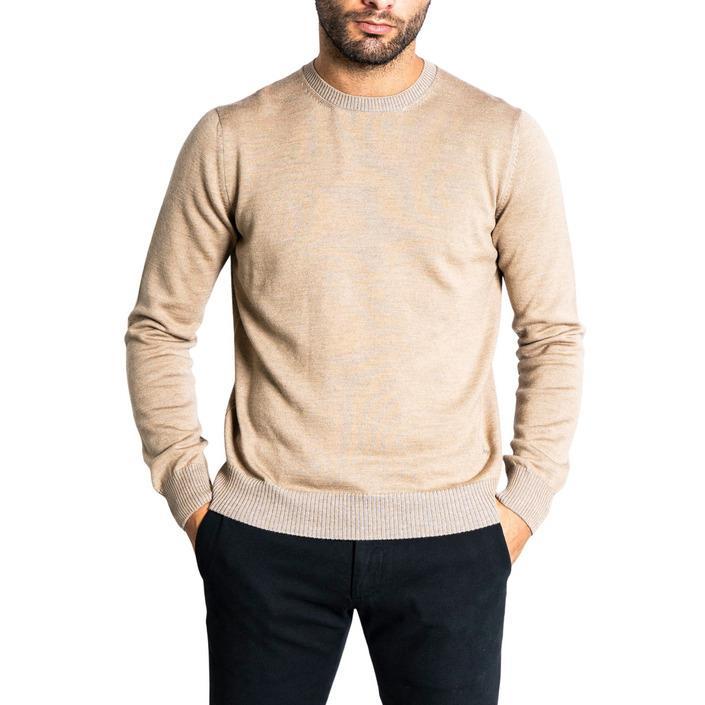 Fay - Fay Men Knitwear - beige 46