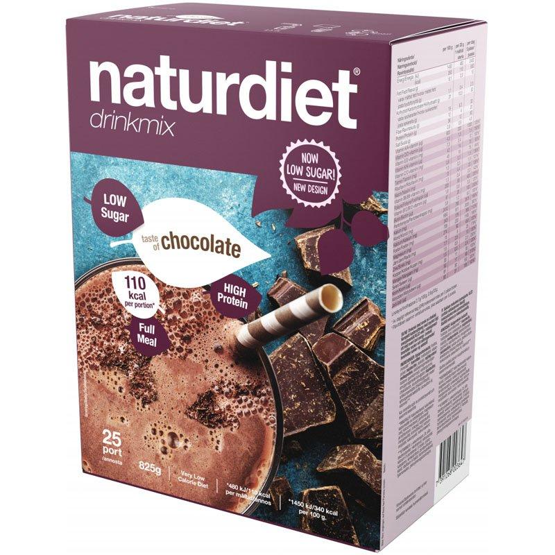 Ateriankorvikejauhe Suklaa - 21% alennus