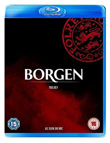Borgen: Seasons 1-3 (Blu-Ray)