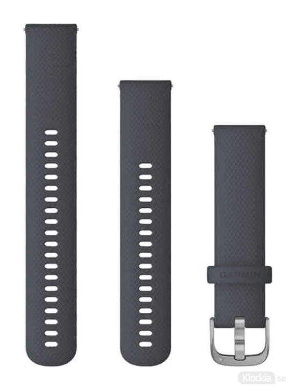 Garmin Armband 20mm med snäppspänne 010-12932-10