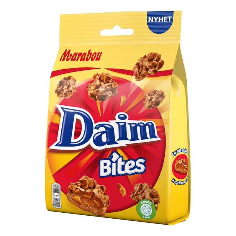 Daim Bites i Påse - 145 gram
