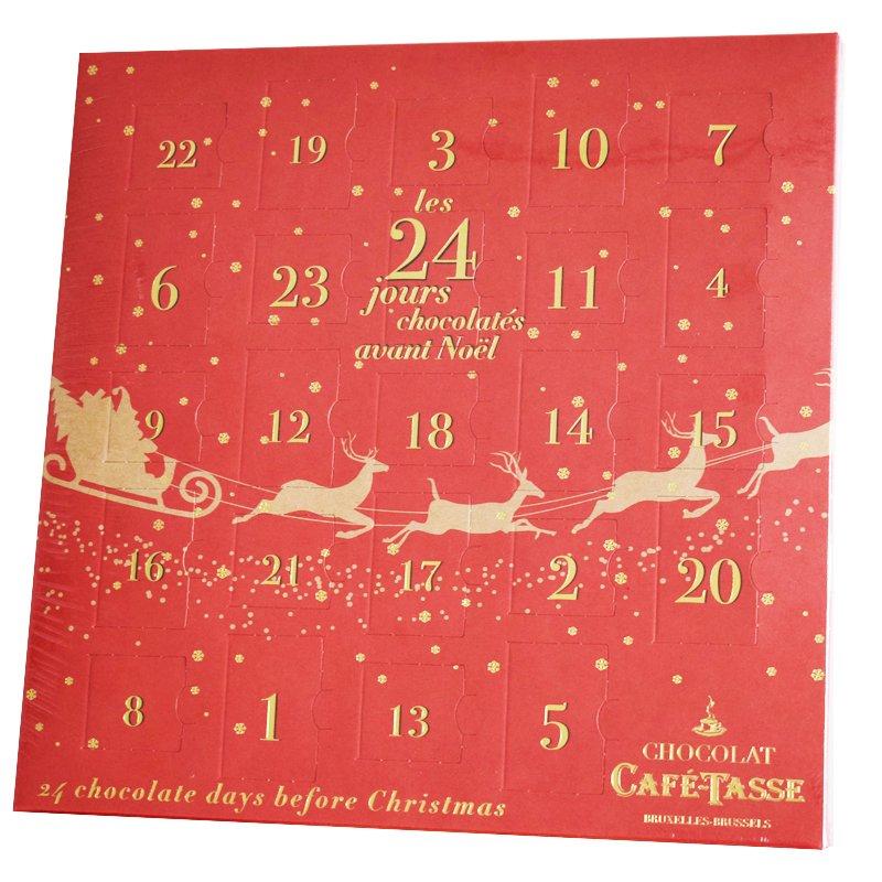Julkalender Choklad - 34% rabatt