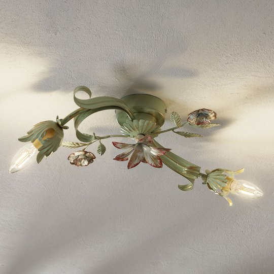 Filigraani kattovalaisin Tulipe firenzeläistyyli