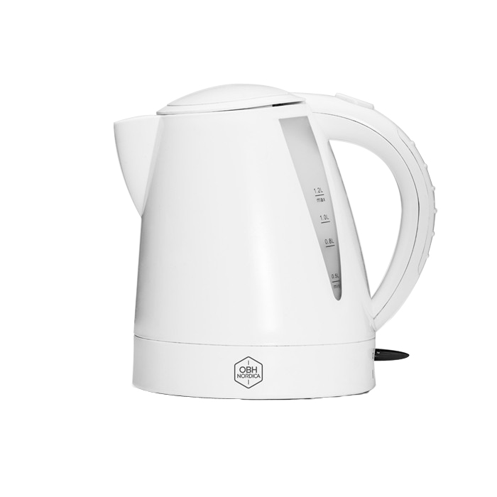 OBH Nordica - Futura Kettle - White (7901)